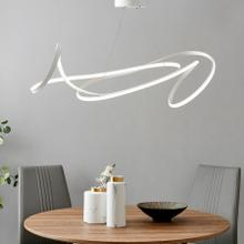 Moscow LED Chandelier // White