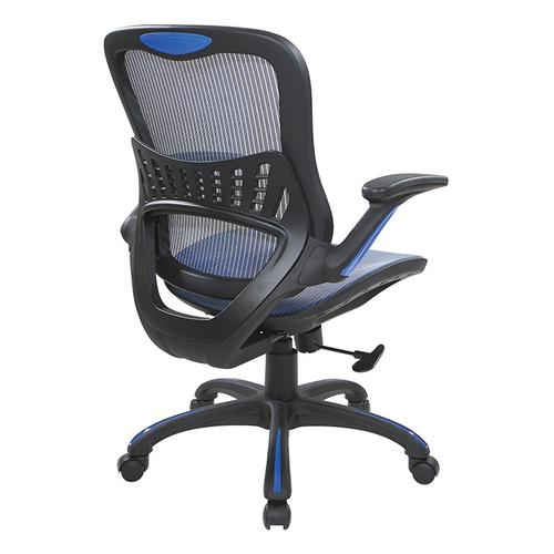 Mesh Seat and Back Manager's Chair