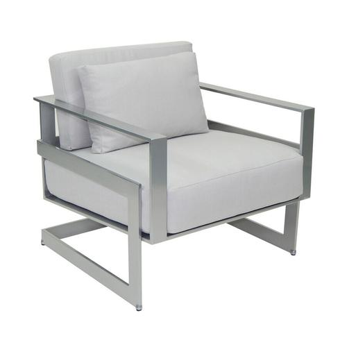Castelle - Eclipse Cushioned Lounge Chair