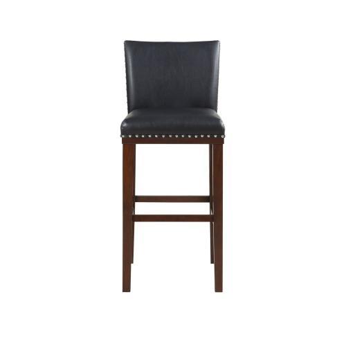 Gallery - Tiffany KD Bar Chair, Black