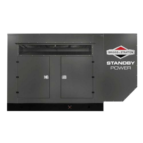 Briggs and Stratton - 200kW 1 Natural Gas Standby Generator - Power Your Home or Business Even When the Lights Go Out