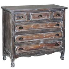 View Product - Chest - Distressed White