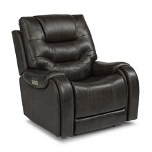 Sinclair Power Recliner with Power Headrest & Lumbar