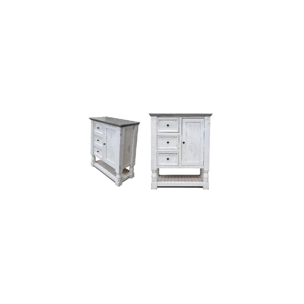 Factory 7 Crown Chest with 1-Door with Mesh and 3-Drawers