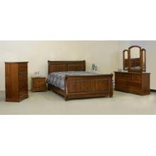 Kristal Bed
