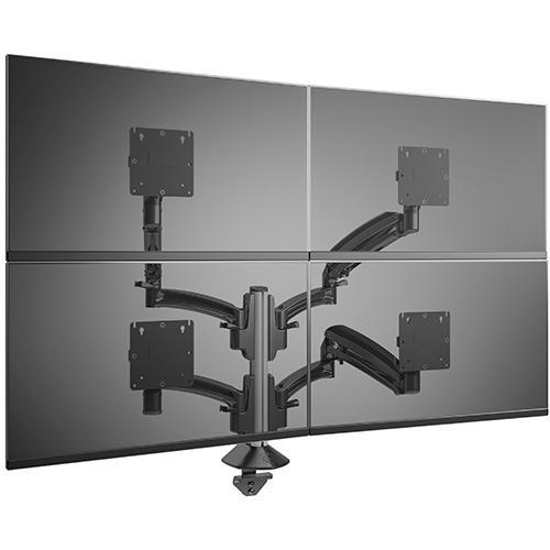 Kontour K1C Quad 2x2 Monitor Dynamic Column Mount