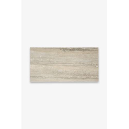 """Keystone Field Tile 10 x 20 x 3/8"""" in Silver Cloud Honed"""