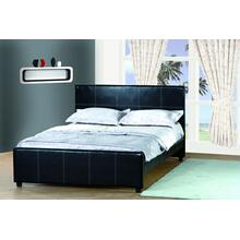 7517 PU Platform Bed - FULL
