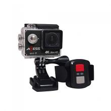 View Product - ACTION CAMERA 4K Ultra HD Wifi,USB, Waterproof w/ Remote & Action cam Bundle - CS3610