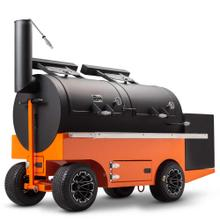 Frontiersman Competition Smoker