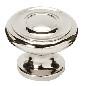 Knobs A1050 - Polished Nickel