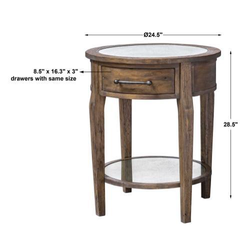 Raelynn Lamp Table