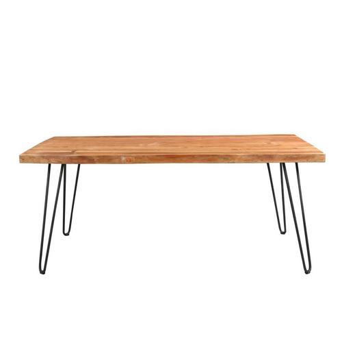 Porter International Designs - Mojave Dining Table, SB-1301FF