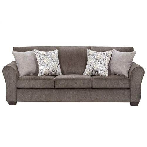 1657 Harlow Ash Sofa Only