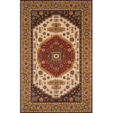 Persian Garden Pg-03 Cocoa - 8.0 x 10.0