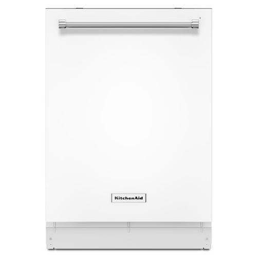 Gallery - KitchenAid® 46 dBA Dishwasher with ProScrub™ Option - White