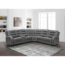 See Details - VPX2895-Buckeye Charcoal (Sectional)