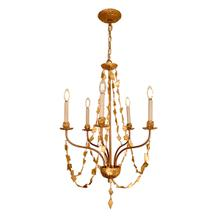 View Product - Mosaic 5lt Chandelier
