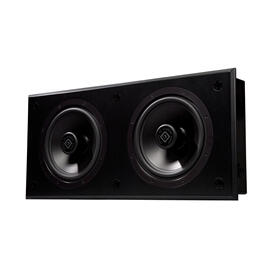 SW4 In-Wall Subwoofer in Black Gloss