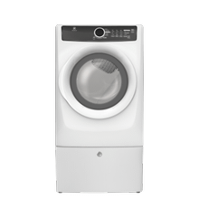 See Details - Front Load Perfect Steam Gas Dryer with 7 cycles - 8.0 Cu. Ft.