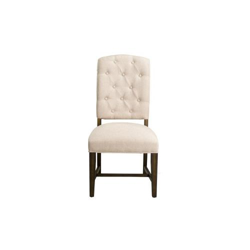 Standard Furniture - Paisley Court 2-Pack Upholstered Side Chairs, Sand