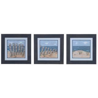 BEACH SCENE 1,2, & 3 (SET OF 3)