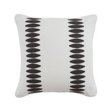 Huntington Pillow Cover Grey