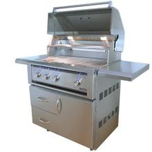 """View Product - Luxor36""""freestandinggrill /rotisserie"""