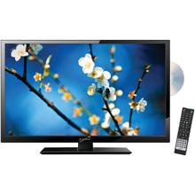 "22"" 1080p LED TV/DVD Combination, AC/DC Compatible with RV/Boat"