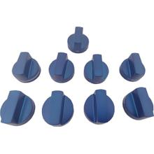 Blue Knob Set PAKNOBLUWR