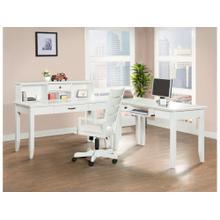 Casey Desk White CS350