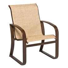 Cayman Isle Sling Dining Armchair