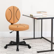 View Product - Basketball Swivel Task Office Chair
