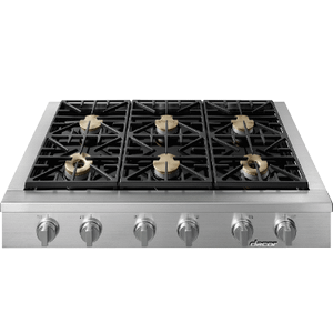 "Dacor48"" Rangetop, Natural Gas"