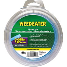 """Weed Eater Trimmer Lines .065"""" x 100' Round Trimmer Line"""