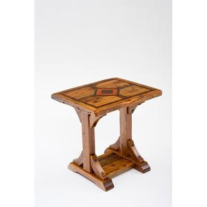10225base In By Green Gables Furniture In Payson Az Mustang Canyon 30 X 24 Timber Frame Side Table