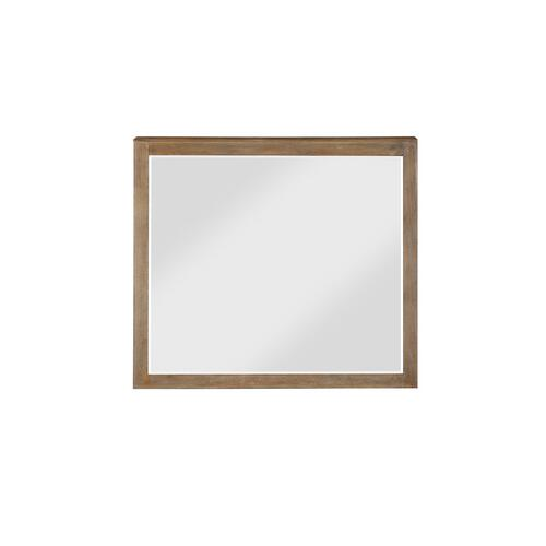 Landscape Mirror Sandstone Finish