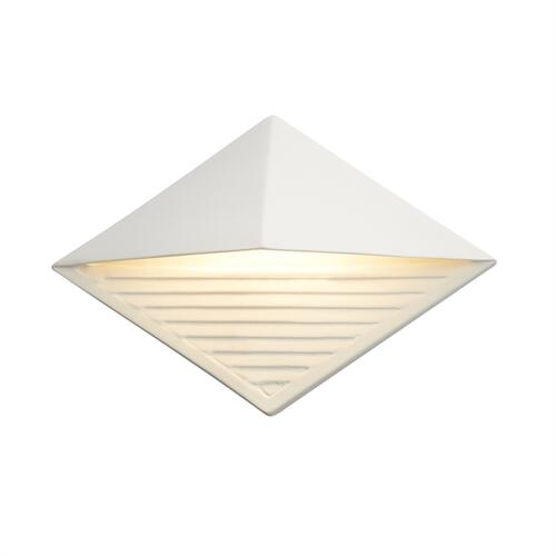 ADA Diamond Outdoor LED Wall Sconce (Downlight)
