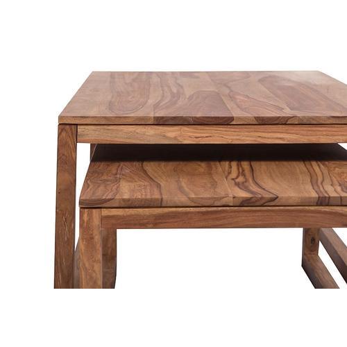 Porter International Designs - Urban Nesting Coffee Tables Set of 2, HC2456S01