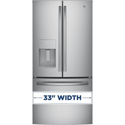 GE 23.8 Cu. Ft. French Door Refrigerator