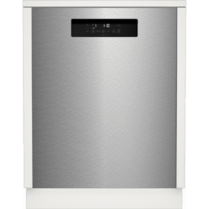 Tall Tub Stainless Dishwasher, 15 place settings, 45 dBa, Front Control
