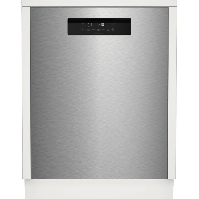 Beko Tall Tub Stainless Dishwasher, 15 place settings, 45 dBa, Front Control
