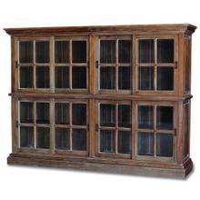 English Bookcase 2 Layer Medium