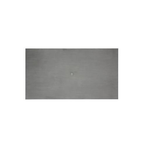 "Ratana - Luxor 71"" x 39"" Table Top w/Umbrella Hole"