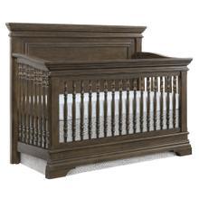 Product Image - Olivia Flat Top Convertible Crib  Rosewood Rosewood