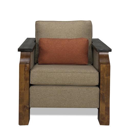 Saratoga Chair - Caramel