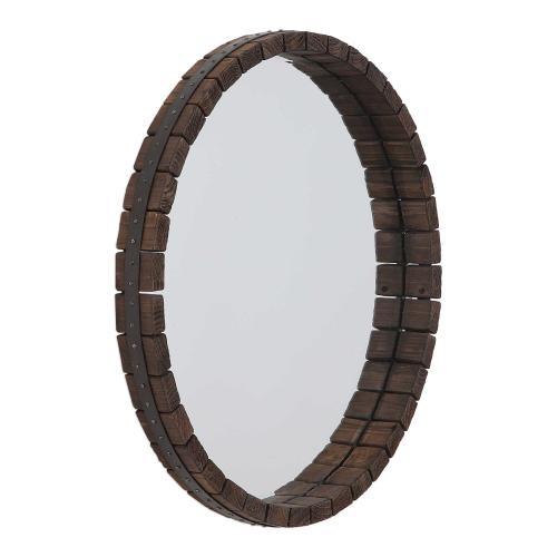 Uttermost - Islay Round Mirror