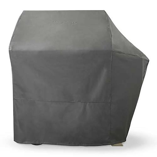 "Hestan AGVCDB    12""carbon Fiber Vinyl COVER,DBL.SIDE Burner, Built-in"