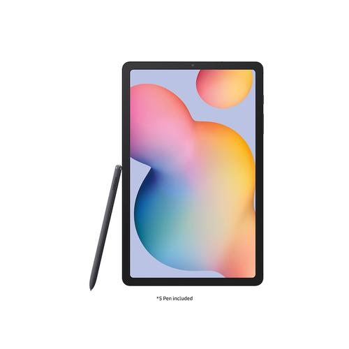 Galaxy Tab S6 Lite, 64GB, Oxford Gray (Wi-Fi) S Pen included