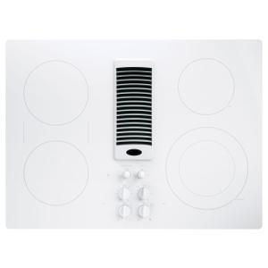 "GE ProfileGE Profile™ 30"" Downdraft Electric Cooktop"